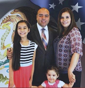 Carlos Chacon Family